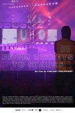 From toilets to stage